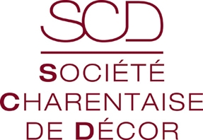 SCD charentaise decor saga rachat logo