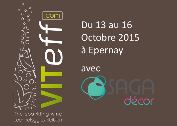 VITeff Epernay SAGA Décor 2015 actualités