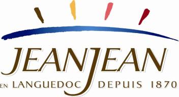 Jeanjean vin rosé blanc sérigraphie laquage bouteille verre apéritif SAGA Décor