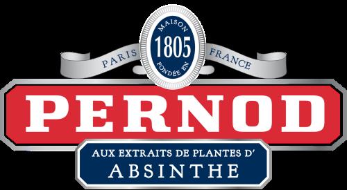 Pernod Absinthe sérigraphie bouteille verre alcool apéritif SAGA Décor laquage