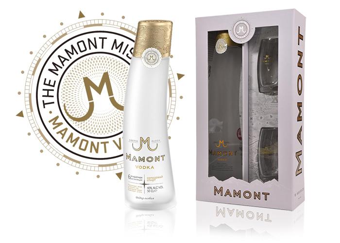 Satinage SAGA Décor dépolissage bouteille verre Mamont