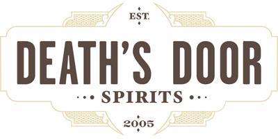 Death door Saga Décor Logo sérigraphie
