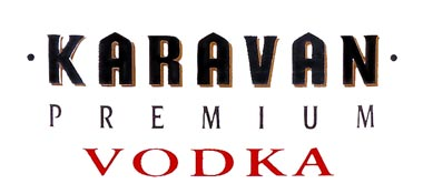 Karavan Vodka Saga Décor logo