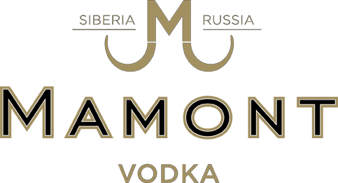 Mamont Tusk Vodka Saga Décor Logo sérigraphie satinage